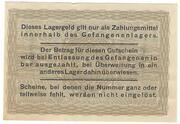1 Pfennig (Köln; Officer PoW Camp) – revers