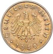 10 Reichspfennig (Allied Occupation - Pattern) – avers