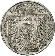 25 Pfennig - Wilhelm II -  avers