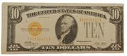 10 Dollars – Nazi Propaganda Flyer (Defector ID) – avers