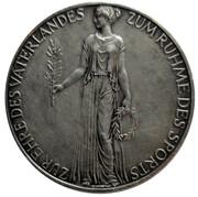 1936 Berlin Olympics – avers