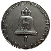 1936 Berlin Olympics – revers