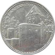 50 Pfennig - Regensburg (tram) – avers