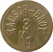 Tausch-Brot - F. Mrasek (Seltsch) – revers