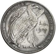 20 Mark - Wilhelm II (Pattern) – avers