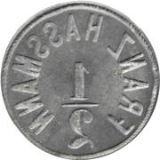 ½ mark - Trnowan (Franz Hassmann) – revers