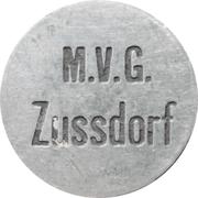 1 liter - Zussdorf (M.V.G.) – avers