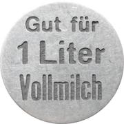 1 liter - Zussdorf (M.V.G.) – revers