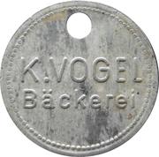 3 kg - K. Vogel Bäckerei (Untergröningen) – avers