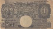 1 Pound (Propaganda Note) – avers
