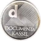 10 euros documenta XI – revers