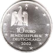 10 euros documenta XI – avers