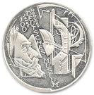 10 euros Deutsches Museum – revers