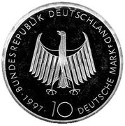 10 deutsche mark Moteur diesel – avers