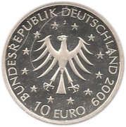 10 euros Comtesse Marion Von Dönhoff – avers