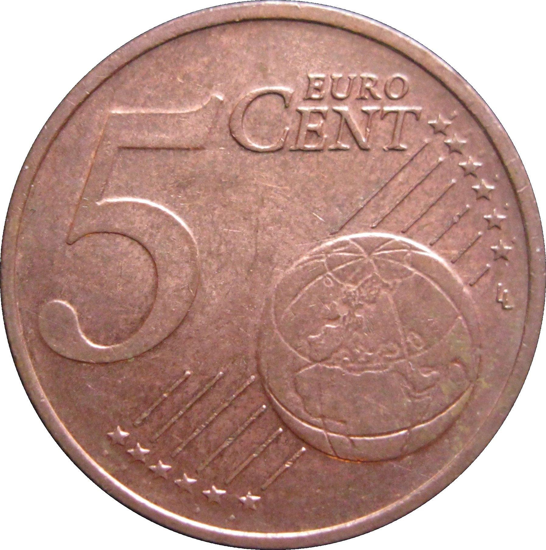 5 Cents Deuro Allemagne République Fédérale Numista