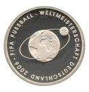 10 euros Coupe du monde 2006 (édition 2004) – revers