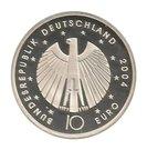 10 euros Coupe du monde 2006 (édition 2004) – avers