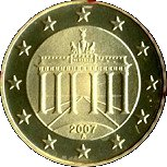 10 cents d'euro (2e carte) -  avers