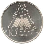 10 euros Auberges de jeunesses -  avers
