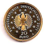 20 euros Le hêtre – avers