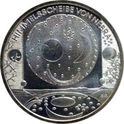 10 euros Disque de Nebra -  revers
