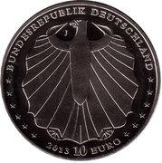 10 euros Blanche-Neige (cupronickel) – avers