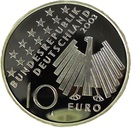 10 euros Soulévement anticommunisme en RDA – avers