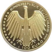 100 euros Ratisbonne – avers