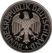1 deutsche mark – avers