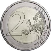 2 euros Berlin -  revers