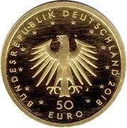 50 euros La contrebasse – revers