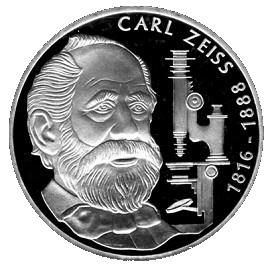 10 Deutsche Mark Carl Zeiss Allemagne République Fédérale Numista
