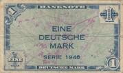 1 Deutsche Mark – avers