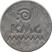 KMG Play Coin – avers