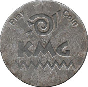 KMG Play Coin – revers
