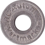 Token - WC - Automat (type3) – revers