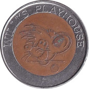 Jeton - Willi's Playhouse – avers