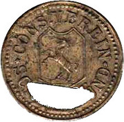 10 pfennig (Schwäbisch Gmünd - Consumverein) – avers