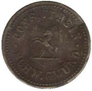 5 pfennig (Schwäbisch Gmünd - Consumverein) – avers