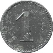 1 Pfennig (Berlin - Konsum Genossenschaft) – revers