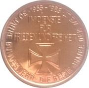 30 Jahre Bundeswehr – revers