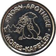 Ahorn Taler - Ahorn Apotheke (Moers-Kapellen) -  avers