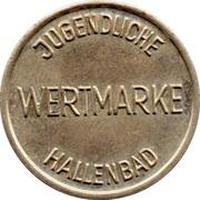 1 Wertmarke (Wurzburg) – revers