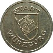 Jeton de piscine publique - Würzburg (adult) – avers