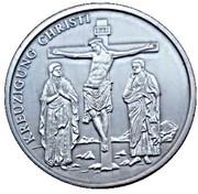 Token - Crucificion of Jesus Christ – avers
