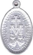 Miraculous Medal – revers