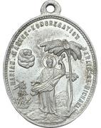 Médaille - Marian Männer-kongregation Berlin St. Michael – avers