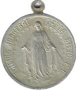 Médaille - Heilige Jungfrau Maria Bitte F.U. – avers
