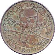 10 Pirate Pound Simba (Barre à roue) – revers
